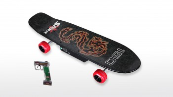 Skateboard-ul electric Street Spirit 150 W